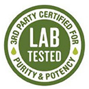 p lab tested