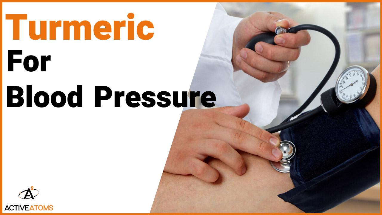 turmeric for blood pressure j