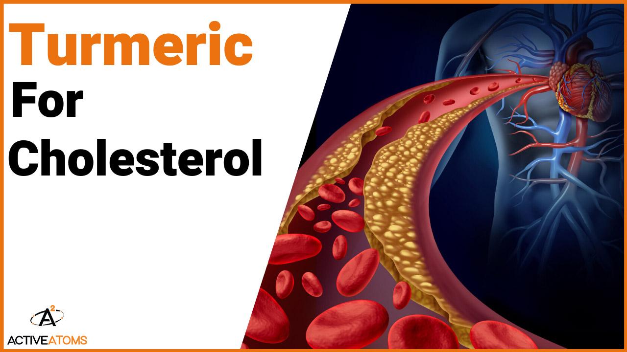 turmeric for high cholesterol