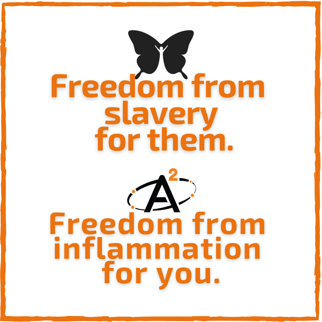 freedom from inflammatino